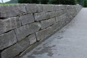Gartenmauer Granit Iragna