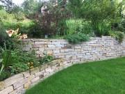 Gartenmauer Mauer Ortschwaben
