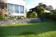 Gartenmauer Verzasca Weinbergmauer Creabeton