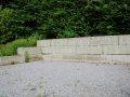 Gartenmauer Mauer Ostermundiger Sandstein