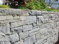 Gartenmauer Mauer Rorschacher Sandstein