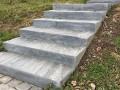 Gartentreppe Treppe Vasler Quarz Meikirch